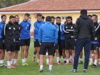 Aksaray Belediyespor Sivas Demirspor maçına hazırlanıyor