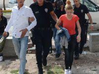 Genç kızı uyuşturucuya alıştırdıkları iddia edilen 4 kişi yakalandı
