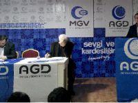 AGD Aksaray 42. dönem açılış toplantısını gerçekleştirdi
