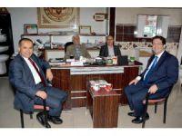 Milletvekili Aydoğdu ve Başkan Yazgı'dan esnaf ziyareti