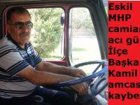 Eskil MHP camiasının acı günü