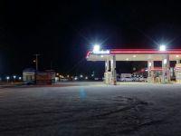 Hacı Ömerağa Petrol İstasyonu ve Dinlenme Tesisleri Açıldı