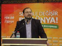 """Turhan'dan """"Seninle Değişir Bu Dünya"""" konferansı"""