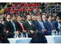 Bilal Erdoğan Aksaray'da Programa Katıldı