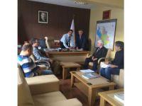 Aksaray'da Buzağı Küpeleme Sözleşmesi Yapıldı
