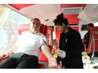 Ak Parti İl Teşkilatından Kan Bağışı