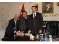 Aksaray'da Çiftçilere Eğitim Kursu Protokolü İmzalandı