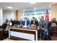 Yeni Sanayi Sitesi Projesi Esnafa Anlatıldı
