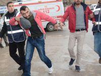 Aksaray'da 3 Hırsızlık Şüphelisi Yakalandı