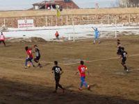 68 Aksaray Belediyespor Nevşehirspor'a Sahasını Dar Etti! 1-2