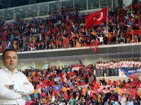 Referandum Kampanyası 25 Şubat'ta Ankara Arenada Başlıyor