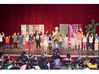 'Hoca Nasreddin' Adlı Çocuk Gösterisinde İzleyici Rekoru Kırıldı
