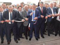 Aksaray'da 4'üncü Tarım Fuarı 15 Temmuz Şehitlerine İthafen Açıldı