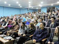Prof Süleyman Yılmaz'dan Mesleki Değerlerimiz Konferansı