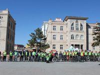 Sağlık ve Bisiklet Farkındalığı İçin Pedal Çevirdiler!