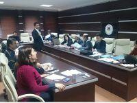 Kamu Kurumlarına Proje Döngüsü Yönetimi Eğitimi