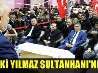Şevki Yılmaz'dan Sultanhanı'nda konferans