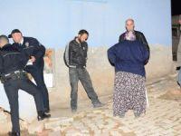 Aksaray'da Mandıra Çöktü: 1 Yaralı