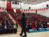 Prof. Dr. Yılmaz Dörtyol'da Eğitimcilerle Buluştu
