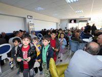 Aksaray Nene Hatun Anaokulu Öğrencilerden Anlamlı Ziyaret