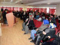 Aksaray'da 50 kişi kurayla iş sahibi oldu