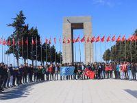 AGD Aksaray Şubesi Çanakkale'de Ecdadı Andı!