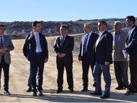 Tüzün ve Altundağ'dan  köylere ziyaret