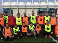 Futbol Aşıkları  Gençosman  Veteranlar
