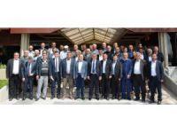 Aksaray'a 275 Milyon Tl'lik Kapalı Sulama Sistemi Yapılıyor