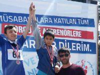 68 Aksaray Gōrme Engelliler Gençlik ve Spor Kulübü'nde Bir Şampiyon