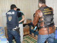 Aksaray'daki Uyuşturucu Operasyonunda 39 Tutuklama