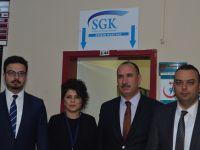 Aksaray SGK  Hastanelerde Erişim Birimleri Oluşturdu