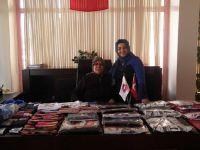 Acil Hastalara Yardım Vakfı Hanımlar Komisyonu'ndan Anlamlı Ziyaret