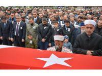 Afganistan'da Vefat Eden Astsubay, Aksaray'da Son Yolculuğuna Uğurlandı