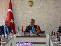 AKİHA Yönetim Kurulu Toplantısı Niğde'de yapıldı