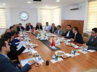 OSB Müteşebbis Heyet ve Yönetim Kurulu Toplantısı Yapıldı
