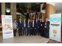 Uluslararası Festivaller Birliği Toplantısı Aksaray'da Yapıldı