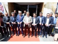 Aksaray Belediyesi Kitap Fuarı Açıldı