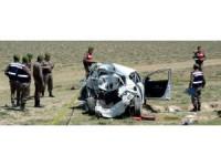Kamyon Otomobile Arkadan Çarptı: 1 Ölü