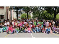 Başkan Yazgı Kermeste Öğrencilerle Buluştu