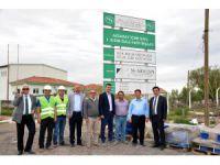 Aksaray'ın İçme Suyu Projesi Devam Ediyor