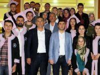 Sultanhanı Meslek Yüksekokulu İlk Mezunlarını Verdi!
