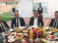 Vali Pekmez Ortaköy İlçesini ziyaret etti