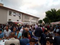 Konya'daki Eskilliler İftarda Buluştu