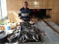 Eskil Havuzbaşı Alabalık'ta iftara özel menü, özel fiyat