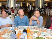 Aksaray'da Damızlık Sığır Yetiştiricileri Birliği Üreticilerle İftarla Buluştu