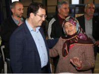 Aksaray Belediyesinin Toplu İftarları Sürüyor