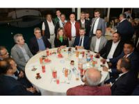 Aksaray Ziraat Odası Köy Muhtarlarıyla İftarda Buluştu