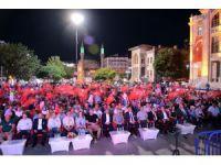 Aksaray'da 15 Temmuz Şehit Yakınları Ve Gazilerle Buluşma Programı