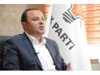 Ak Parti Aksaray İl Başkanı Karatay Görevinden İstifa Etti
